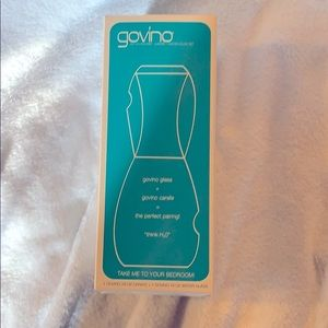 "Govino ""Go Anywhere Carafe & Cup"""